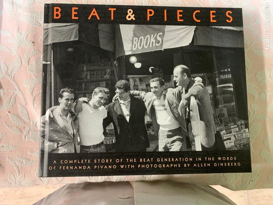 BEAT PIECES (Libros de Segunda Mano - Bellas artes, ocio y coleccionismo - Música)