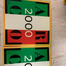 Libros de segunda mano: ARCO 2000,2 TOMOS. Lote 263080605
