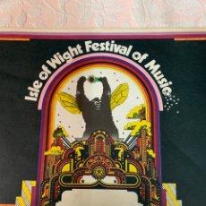 Libros de segunda mano: ISLE OF WIGHT FESTIVAL OF MUSIC. Lote 263139455
