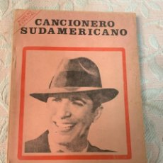 Libros de segunda mano: CANCIONERO SUDAMERICANO, CARLOS GARDEL. Lote 263531105