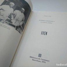 Libros de segunda mano: ROBERT GERHARD I LA SEVA OBRA - JOAQUIM HOMS, BIBLIOTECA DE CATALUNYA. Lote 263775185