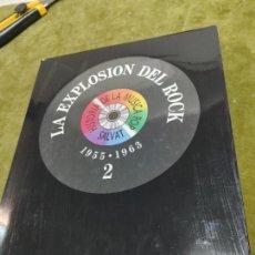 Libros de segunda mano: HISTORIA DE LA MUSICA POP.-TOMO 2: LA EXPLOSION DEL ROCK 1955-1963. Lote 264456134