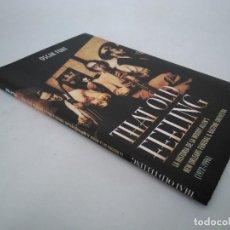 Livros em segunda mão: OSCAR FONT. THAT OLD FEELING. HISTORIA DE LA WOODY ALLEN'S NEW ORLEANS ORCHESTRA. FIRMA AUTOR. Lote 265576704