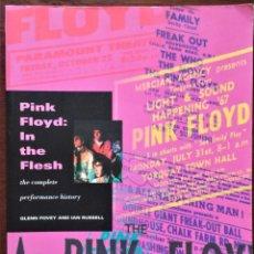 Livros em segunda mão: LIBRO PINK FLOYD - IN THE FLESH. Lote 265721814