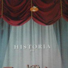 Libros de segunda mano: HISTORIA DE LAS ZARZUELAS 2 LIBROS + 9 PELICULAS. Lote 266235328