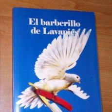 Livros em segunda mão: EL BARBERILLO DE LAVAPIÉS - TEATRO DE LA ZARZUELA, 2007. Lote 266182068