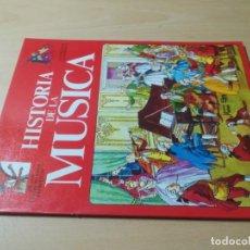 Libros de segunda mano: HISTORIA DE LA MUSICA / / SM - PLESA / AI52. Lote 267120704