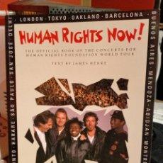 Libros de segunda mano: JAMES HENKE, HUMAN RIGHTS NOW!. Lote 268882009