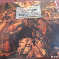 Libros de segunda mano: OI BETLEEM. MUSICA DE NAVIDAD EN EUSKAL HERRIA. JOSE LUIS ANSORENA.. Lote 269400373