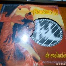 Libros de segunda mano: FLAMENCO DE EVOLUCIÓN. LUIS CLEMENTE. CON CD EN BUEN ESTADO. LIBRO CON DEDICATORIA.. Lote 269980148