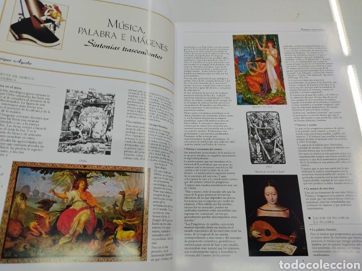 Libros de segunda mano: MUSICA PALABRAS E IMAGENES 3 TOMOS MELODIAS POESIA SIMBOLOS CANTORAL POPULAR VASCO OCHOTES ETOR NUEV - Foto 6 - 271069483