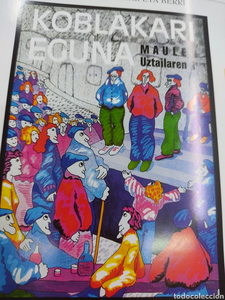 Libros de segunda mano: MUSICA PALABRAS E IMAGENES 3 TOMOS MELODIAS POESIA SIMBOLOS CANTORAL POPULAR VASCO OCHOTES ETOR NUEV - Foto 15 - 271069483