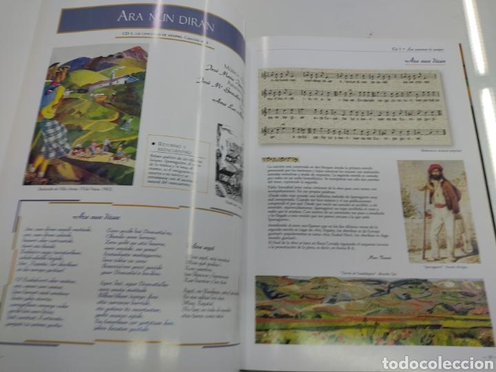 Libros de segunda mano: MUSICA PALABRAS E IMAGENES 3 TOMOS MELODIAS POESIA SIMBOLOS CANTORAL POPULAR VASCO OCHOTES ETOR NUEV - Foto 20 - 271069483