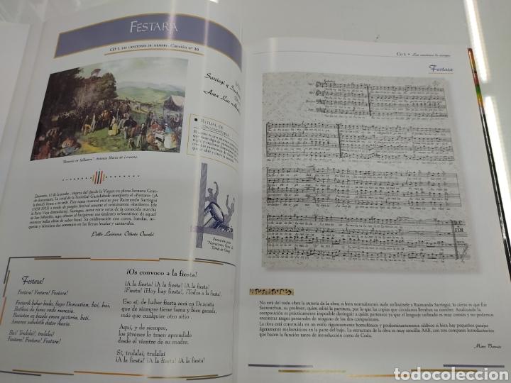 Libros de segunda mano: MUSICA PALABRAS E IMAGENES 3 TOMOS MELODIAS POESIA SIMBOLOS CANTORAL POPULAR VASCO OCHOTES ETOR NUEV - Foto 21 - 271069483