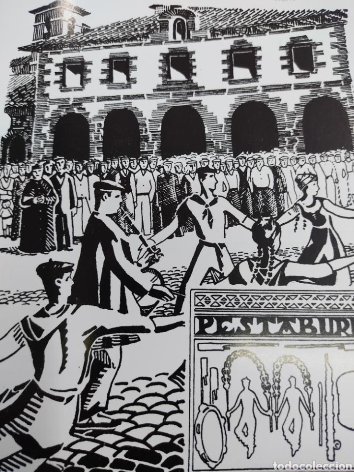 Libros de segunda mano: MUSICA PALABRAS E IMAGENES 3 TOMOS MELODIAS POESIA SIMBOLOS CANTORAL POPULAR VASCO OCHOTES ETOR NUEV - Foto 22 - 271069483