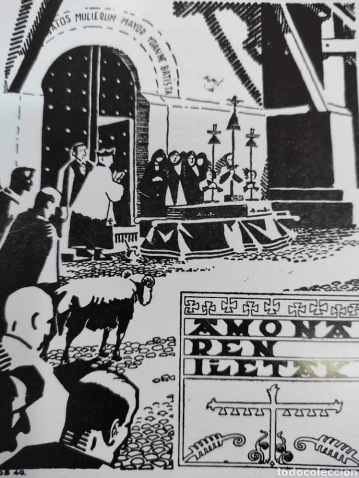 Libros de segunda mano: MUSICA PALABRAS E IMAGENES 3 TOMOS MELODIAS POESIA SIMBOLOS CANTORAL POPULAR VASCO OCHOTES ETOR NUEV - Foto 25 - 271069483