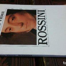 Libros de segunda mano: 1989 - VOTOUX - ROSSINI - ALIANZA MÚSICA. Lote 271077618