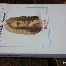Libros de segunda mano: 1988 - HOGWOOD - HAENDEL - ALIANZA MÚSICA. Lote 271077798