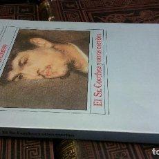 Libros de segunda mano: 1987 - CLUDE DEBUSSY - EL SR. CORCHEA Y OTROS ESCRITOS - ALIANZA MÚSICA. Lote 271078738
