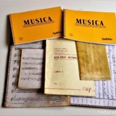 Libros de segunda mano: VARIOS MUSICA. Lote 271155628