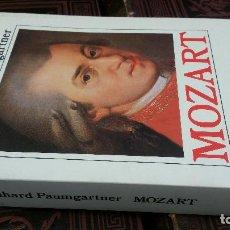 Libros de segunda mano: 1990 - BERNHARD PAUMGARTNER - MOZART - ALIANZA MÚSICA. Lote 271574733