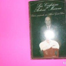 Libros de segunda mano: LAS CONFESIONES DE ANTONIO MAIRENA, ED. UNIVERSIDAD DE SEVILLA, TAPA BLANDA. Lote 273712548