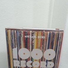 Libros de segunda mano: LIBRO 1000 PORTADAS DE DISCO. Lote 274832128