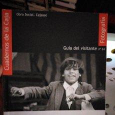 Libros de segunda mano: FLAMENCO PROJECT CUADERNO DE LA CAJA OBRA SOCIAL CAJASOL GUÍA DEL VISITANTE 24. Lote 275944328