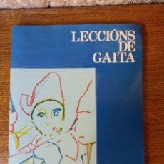 Livros em segunda mão: LECCIONS DE GAITA. Lote 276737428