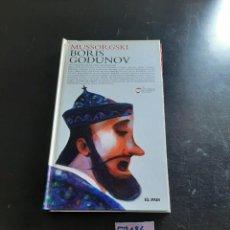 Libros de segunda mano: MUSSORGSKI. Lote 284329358