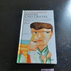 Libros de segunda mano: HUMPERDINCK. Lote 284329393