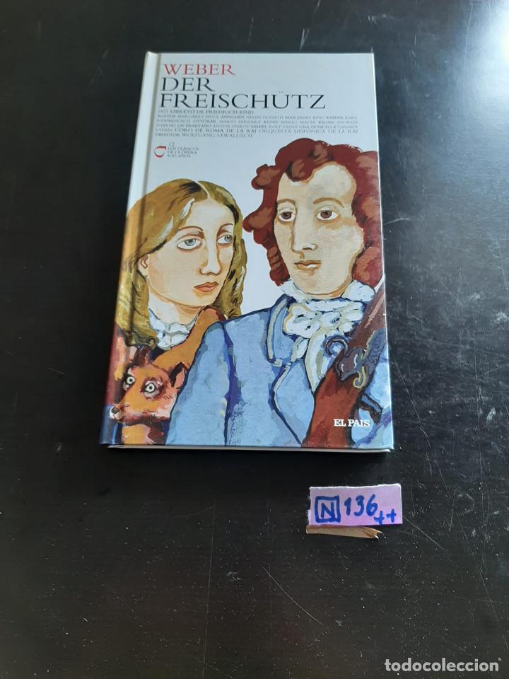 WEBER (Libros de Segunda Mano - Bellas artes, ocio y coleccionismo - Música)