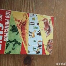 Libros de segunda mano: TOMAS G. LARRAYA. LOS PRINCIPIOS DEL CINE. ENC. PULGA N. 418. Lote 286979543