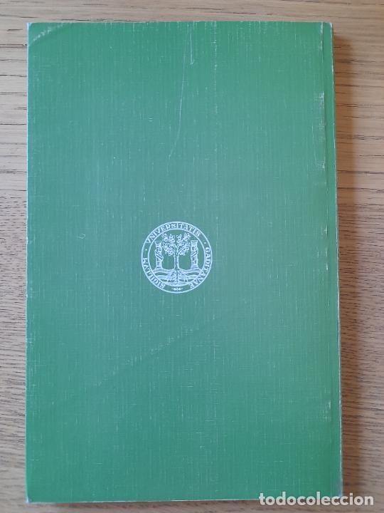 Libros de segunda mano: La espiritualidad en el cante flamenco, Alfredo Arrebola, ed. Universidad de Cadiz, 1988. Raro - Foto 2 - 288499678