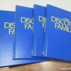 Libros de segunda mano: GRAN DISCOTECA FAMILIAR (5 TOMOS) W9430. Lote 288648273