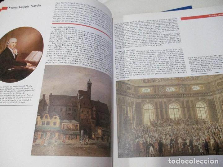 Libros de segunda mano: GRAN DISCOTECA FAMILIAR (5 tomos) W9430 - Foto 2 - 288648273