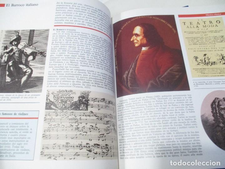 Libros de segunda mano: GRAN DISCOTECA FAMILIAR (5 tomos) W9430 - Foto 3 - 288648273