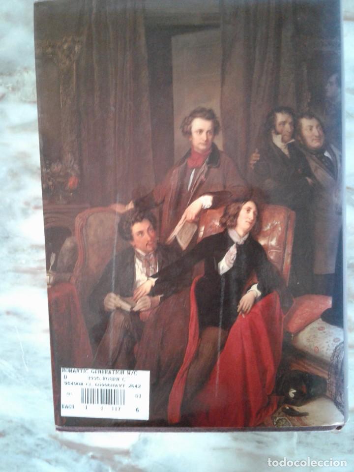 Libros de segunda mano: The Romantic Generation - Charles Rosen with original CD - Foto 4 - 288659183