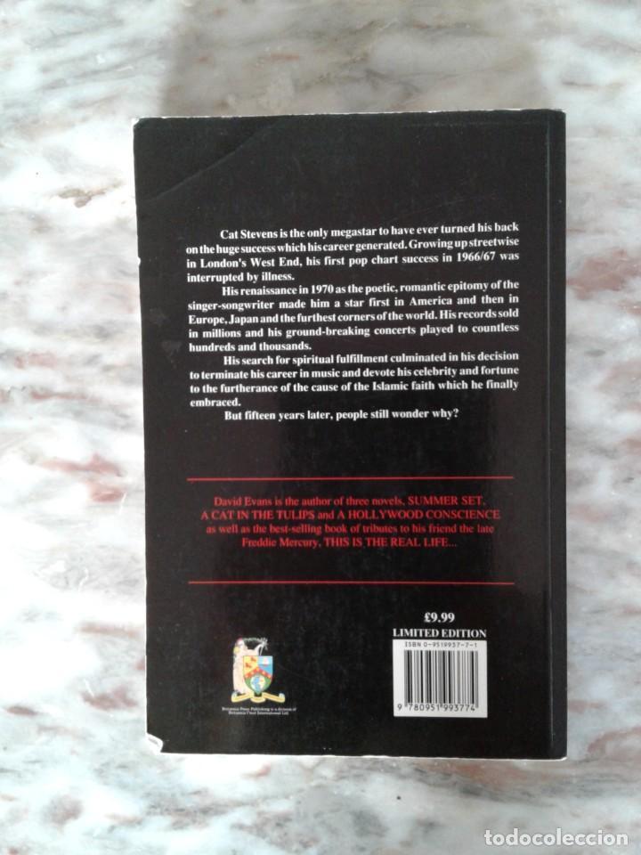 Libros de segunda mano: The Boy Who Looked at the Moon: The Life and Times of Cat Stevens Tapa blanda – 1 Enero 1995 de D. E - Foto 2 - 288664898