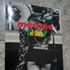 Libros de segunda mano: MECANO (EL LIBRO). Lote 289349178