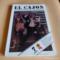 Libros de segunda mano: EL CAJON. ANUARIO DE CARNAVAL PARA CADIZ Y PROVINCIA. 1992. 294. PACO VILLEGAS DIRECTOR. PAGS.. Lote 289905763