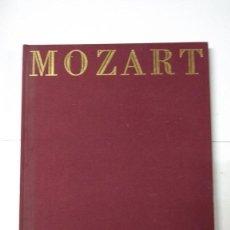 Libros de segunda mano: MOZART - ANDRÉ TUBEUF. Lote 290130648