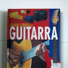 Libros de segunda mano: GRAN LIBRO DE GUITARRA. Lote 290130933