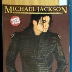 Libros de segunda mano: LIBRO MICHAEL JACKSON OJOS DE CIERVO CORAZON AUTOMATICO (COLECCION IMAGENES DE ROCK) 1995. Lote 296854643