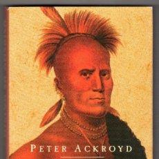 Libros de segunda mano: MILTON EN AMERICA POR PETER ACKROYD. EDICION EDHASA 1ª ED. 2001. Lote 25152067