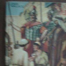 Libros de segunda mano: BEN HUR. WALLACE, LEWIS. Lote 17797393