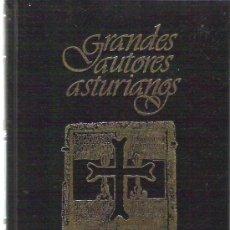 Libros de segunda mano: GRANDES AUTORES ASURIANOS - GASPAR DE JOVELLANOS - HERCULES ASTUR DE EDICIONES 1992. Lote 19403188