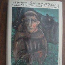 Libros de segunda mano: BRAZOFUERTE. VÁZQUEZ-FIGUEROA, ALBERTO. 1991. CÍRCULO DE LECTORES. Lote 18276987