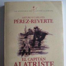 Libros de segunda mano: EL CAPITAN ALATRISTE - ARTURO PEREZ-REVERTE - ALFAGUARA. Lote 26742883