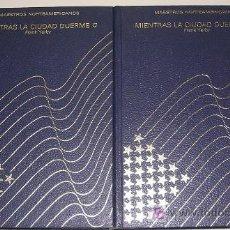 Libros de segunda mano: MIENTRAS LA CIUDAD DUERME, POR FRANK YERBY - PLANETA - 1974 - . Lote 27589737